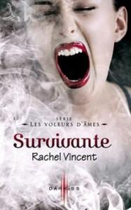 Les voleurs d'âmes | Tome 5 de Rachel Vincent