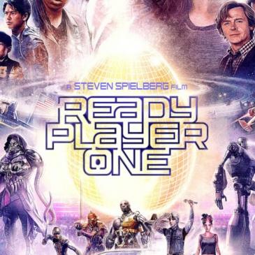 Film Ready Player One de Steven Spielberg