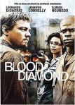 Affiche de film Blood Diamond avec Leonardo Dicaprio
