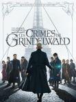 Affiche de film Les Crimes de Grindelwald, Les Animaux Fantastiques