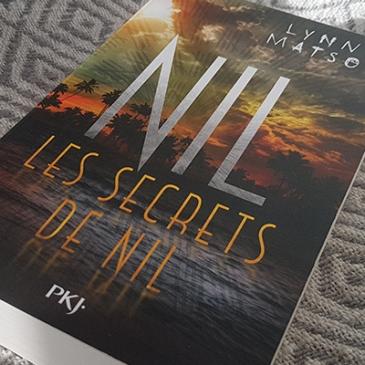 Saga Nil, tome 2 : Les secrets de Nil de Lynne Matson
