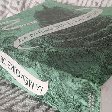 Roman La passe-miroir, tome 3 : La mémoire de Babel de Christelle Dabos