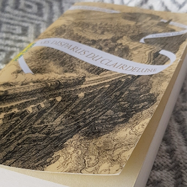 Roman La Passe Miroir, tome 2 : Les disparus du Clairdelune de Christelle Dabos