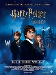 Affiche de film Harry potter à l'école des sorciers