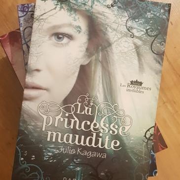 Saga Les Royaumes Invisibles de Julie Kagawa