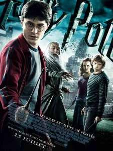 Affiche de film Harry potter et le pince de sang mélé