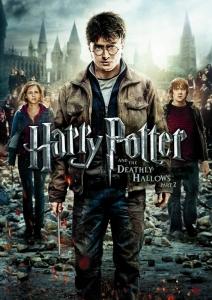 Affiche de film Harry potter et les Reliques de la mort, partie 2