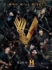 Série Vikings saison 5