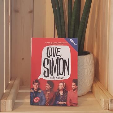 Love Simon, roman de Becky Albertalli